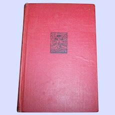 "Hard Cover Children's Book Illustrated "" The Jungle Book "" by Rudyard Kipling MacMillan Company 1948 St. Martin's Classics LTD"