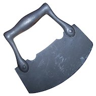 Vintage ULU Blade Knife  Tool Food Chopper