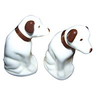RCA Victor His Masters Voice  Nipper Dog Salt & Pepper Set USA