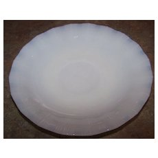 "Corning Canada Corex Pie Crust  Plate 9"""