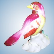 Such A Bright and Cheerful Hand Painted Occupied Japan Bird Figurine