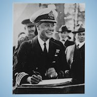 8 inches by 10 inches Glossy Vintage Photograph PRINCE OF WALES KING GEORGE VI