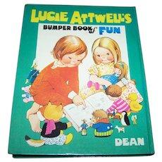 Lucie Atwell's Bumper Book o Fun Dean & Son LTD 1973