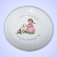 Ceramic Collector Plate Rusties by Brownie Made in Staffordshire England  Sentimental