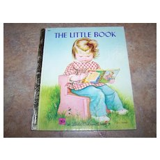 The Little Book By Sherl Horvath A Little Golden Book C. 1978