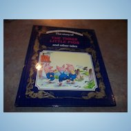 Golden Fairy Tale Collection H.C. Book The Three Little Pigs and other tales
