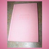 "H.C. Book Titled "" Joshua Tree"" C. 2001 Tribute to Gram Parsons"