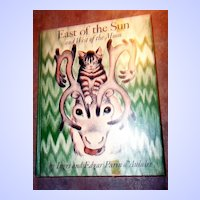 H.C. Children's Book East of the Sun and West of the Moon