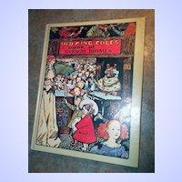 H.C. Vintage Book Old King Cole's Book of Nursery Rhymes
