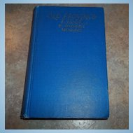 H.C. Book Old Province Tales  By Archibald MacMechan C. 1924