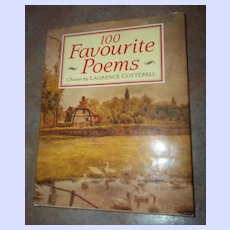 100 Favourite Poems H.C. Book