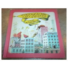 Vintage Book If  Dinosaurs Were Cats And Dogs Colin McNaughton