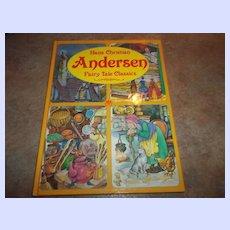 Children's Book H.C. Hans Christian Anderson Fairy Tale Classics