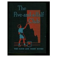 The Alice and Jerry Reader Five and a Half Club