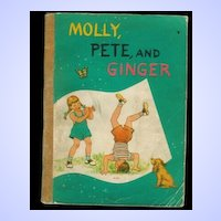 Molly, Pete, And Ginger 1955 Reader