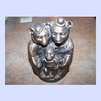 Still Metal Bank The Three Bears