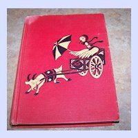 C.1951 Here Comes Mrs. Goose By Miriam Clark Potter Book