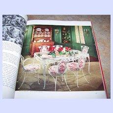 Ladies Home Journal Book of Interior Decoration C. 1957