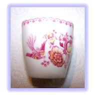 Royal Doulton Phoenix Egg Cup Fine China England