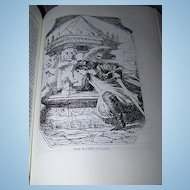 """1987 Hard Covered Book """"The Complete Illustrated Stories Of The Brothers GRIMM"""""""