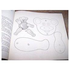 H.C. Book Sticks & Stones & Ice Cream Cones Craft Book 4 Children
