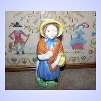 Wood & Sons England Toby Jug Little Nell Franklin Porcelain 79