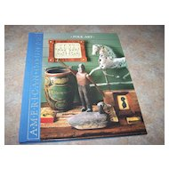 H.C. Book Folk Art American Country