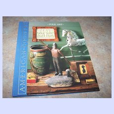 H.C. Book Folk Art American Country