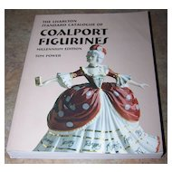 S.C. Reference Book Coalport Figurines Millennium Edition Tom Power