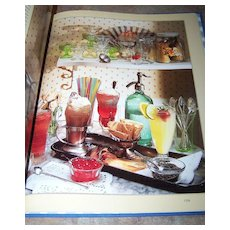 Country Entertaining American Country H.C. Book