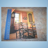 """H.C. Book """" A Country Home Tour """" American Country"""
