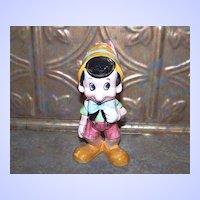 Walt Disney Productions Pinocchio Figurine Japan