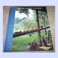 """H.C. Book American Country """" The Country Traveler"""""""