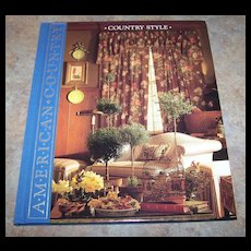 """H.C. Book American Country """" Country Style"""""""
