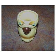 Cute Ceramic Kookaburra Egg Cup Made In England