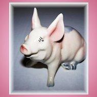 Cute Piggy Pig Figurine