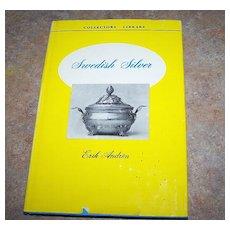 "H.C. Book "" Swedish Silver "" Erik Andren"