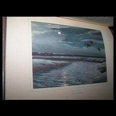 Tide's Ending C. 1950 Hard Cover Book