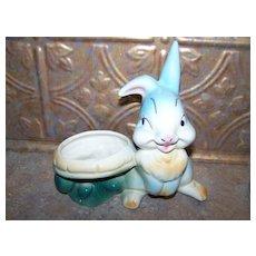 Leeds American Bisque Walt Disney Thumper Pottery Planter