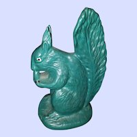 Early Sylvac Pottery Squirrel Figurine