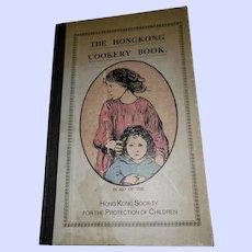Hard Cover The HONGKONG Cookery Book