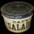 Vintage Collectible Tin Litho Advertising Salad Coffee Can Half Pound Net sz