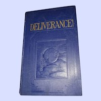 Hard Cover Book DELIVERANCE! J.R. Rutherford