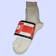 Never Worn Vintage Alpaca Spandex Ladies Socks sz 5 -7 Canada