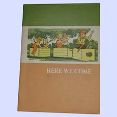 Soft Cover Ginn And Company Here We Come Illustrated School Primer Reader