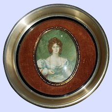 Framed Print Mrs Crocker by Thomas Lawrence A Cameo Creation
