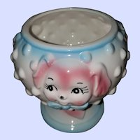 Collectible Mid-Century Ceramic Ardco Japan Planter