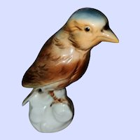 Beautiful Bird Figurine Wagner &  Apel