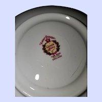 Queen Anne Fine Bone China Lady Teacup Saucer Set