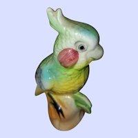 Ceramic Bird Figurine Made in Japan